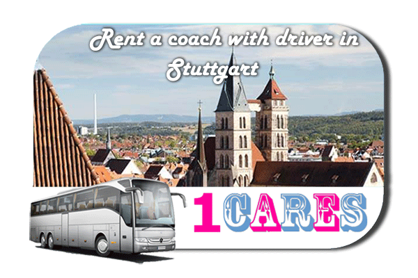 Hire a cоаch with driver in Stuttgart