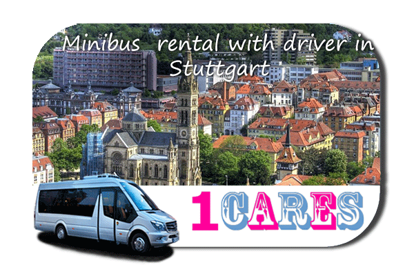 Hire a coach with driver in Stuttgart