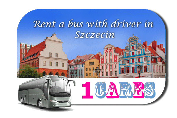Rent a coach with driver in Szczecin