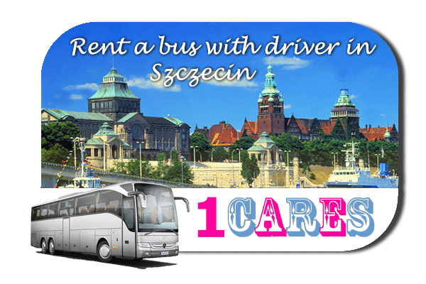 Rent a cоаch with driver in Szczecin