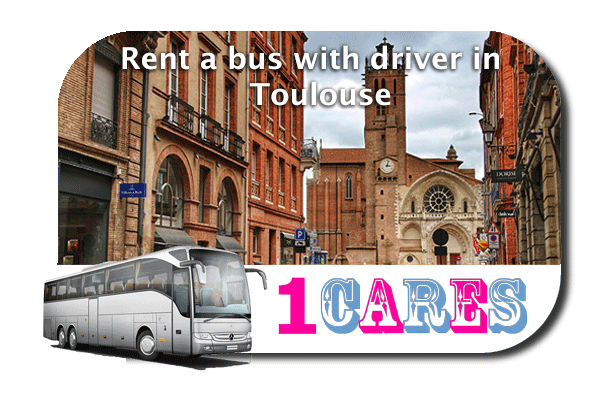 Rent a cоаch with driver in Toulouse