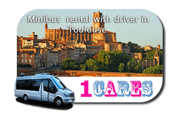 Hire a coach with driver in Toulouse