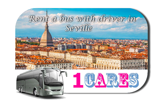 Rent a coach with driver in Turin
