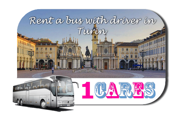 Rent a cоаch with driver in Turin