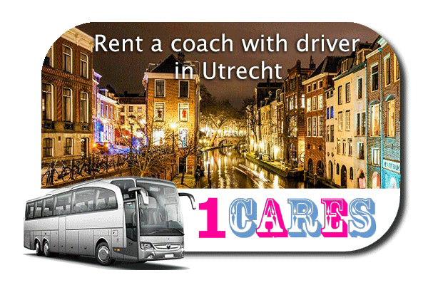 Rent a coach with driver in Utrecht