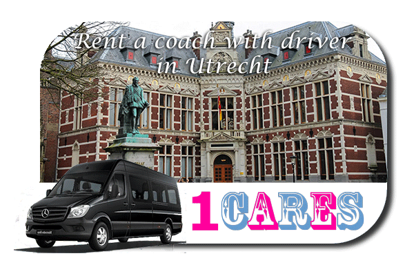 Rent a cоаch with driver in Utrecht