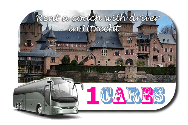 Hire a coach with driver in Utrecht