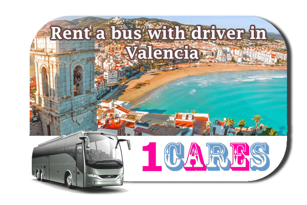 Rent a coach with driver in Valencia