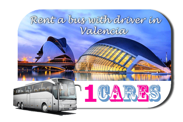 Rent a cоаch with driver in Valencia
