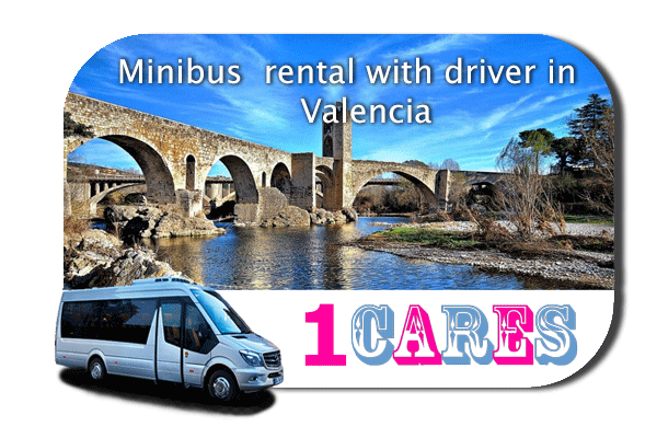 Hire a coach with driver in Valencia