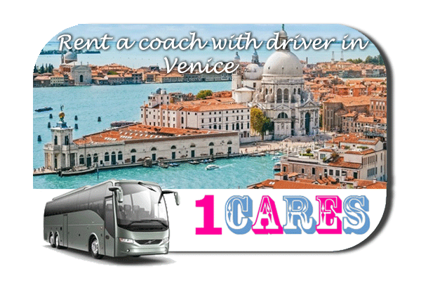 Rent a coach with driver in Venice