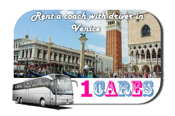 Rent a cоаch with driver in Venice
