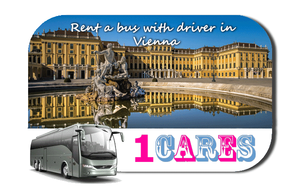 Rent a coach with driver in Vienna