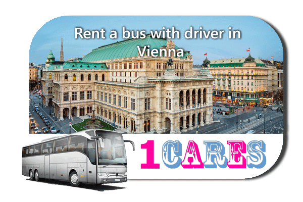 Rent a cоаch with driver in Vienna