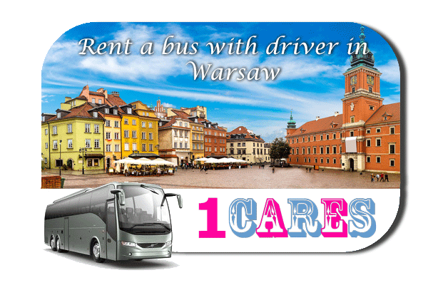 Rent a coach with driver in Warsaw