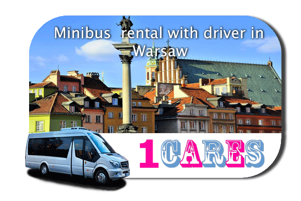 Hire a coach with driver in Warsaw