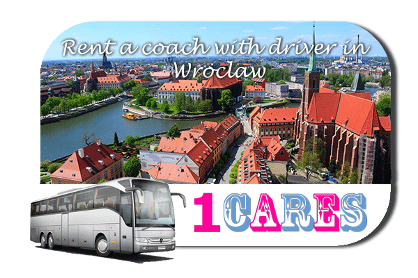 Rent a cоаch with driver in Wroclaw