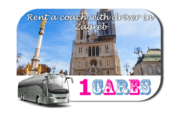 Rent a coach with driver in Zagreb