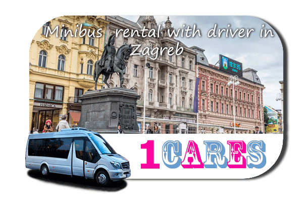 Hire a coach with driver in Zagreb