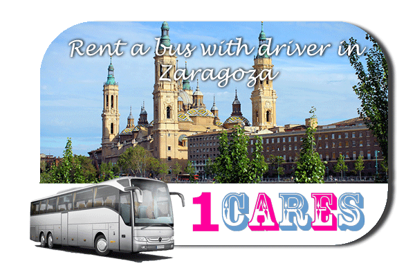 Rent a cоаch with driver in Zaragoza