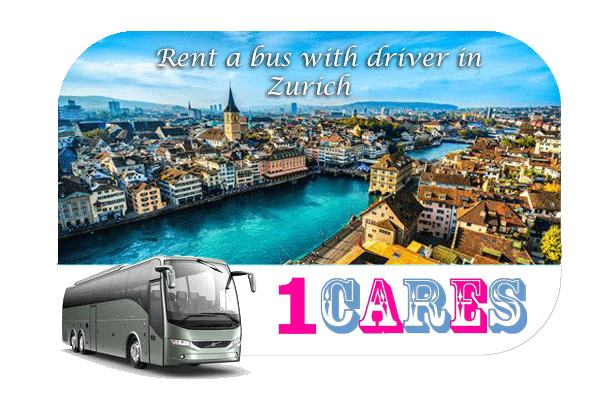 Rent a coach with driver in Zurich