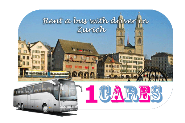 Hire a coach with driver in Zurich