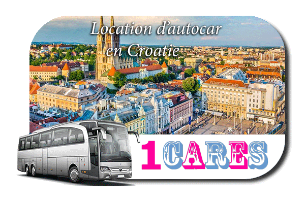 Location d'autocar en Croatie