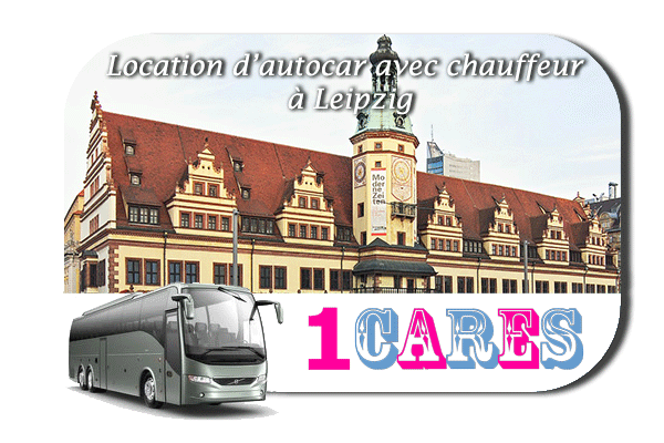 Location d'autocar à Leipzig