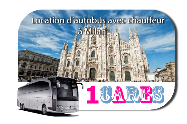 Location d'autocar à Milan