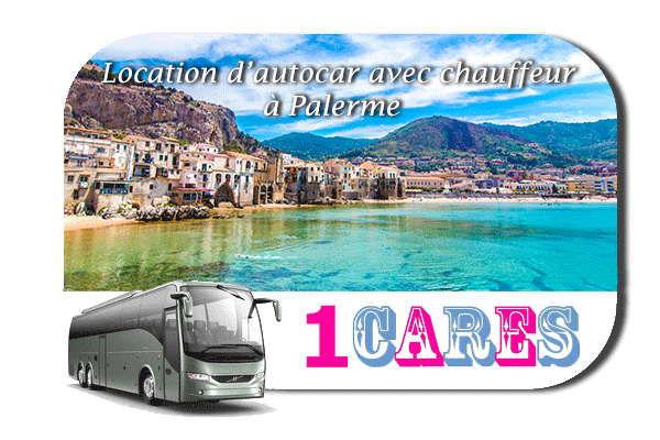 Location d'autocar à Palerme