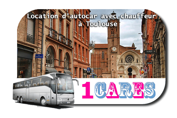 Location d'autocar à Toulouse