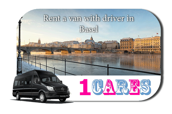 Rent a van with driver in Basel