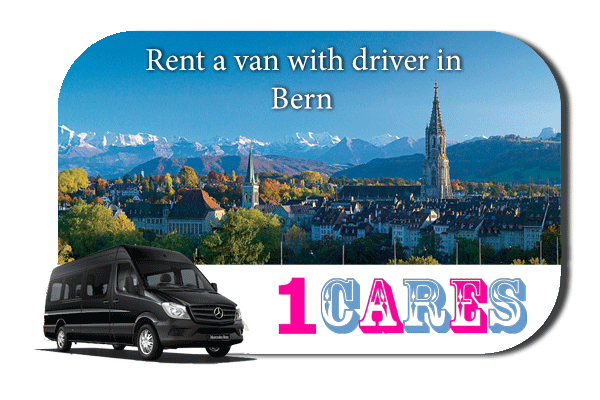 Rent a van with driver in Bern
