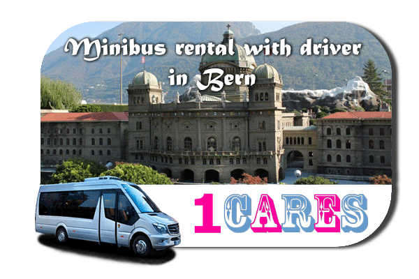 Hire a van with driver in Bern