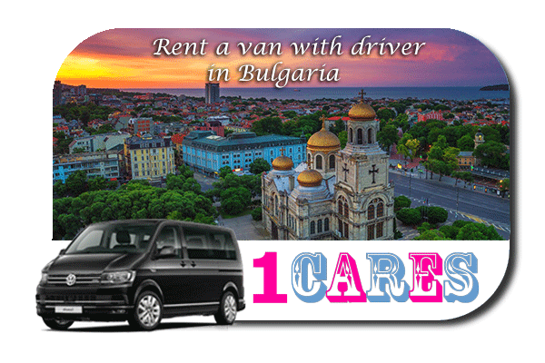 Hire a van with driver in Bulgaria