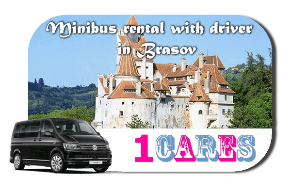 Rent a van with driver in Brasov