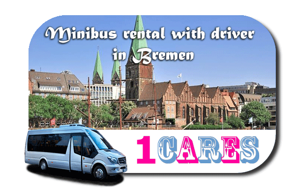 Rent a van with driver in Bremen