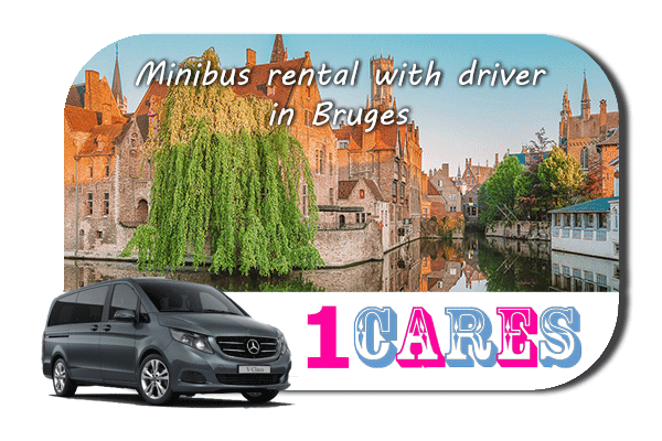 Rent a van with driver in Bruges