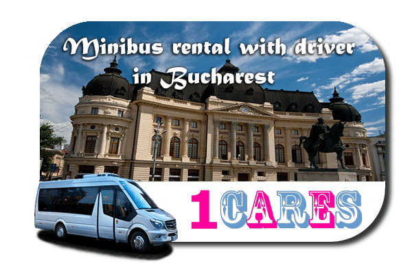 Hire a van with driver in Bucharest