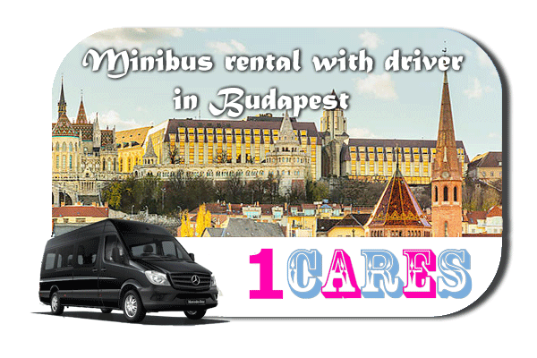 Rent a van with driver in Budapest