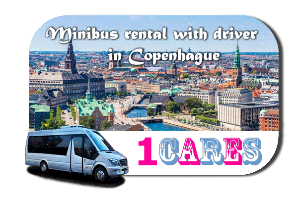Rent a van with driver in Copenhagen