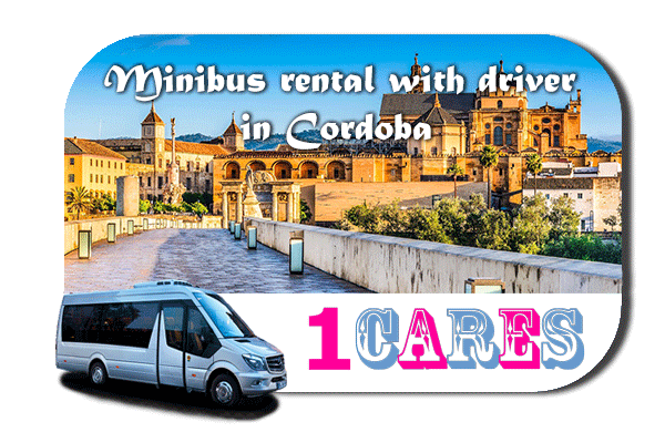Hire a van with driver in Cordoba