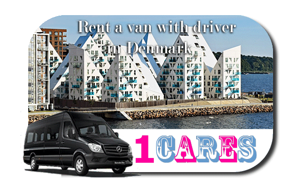 Rent a van with driver in Denmark