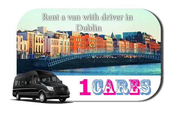 Rent a van with driver in Dublin