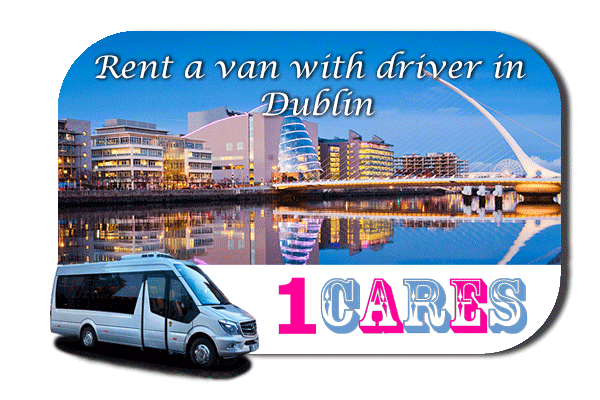 Hire a minibus with driver in Dublin