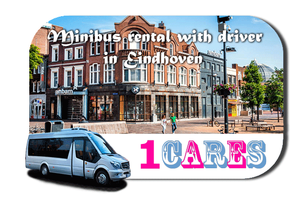 Rent a van with driver in Eindhoven
