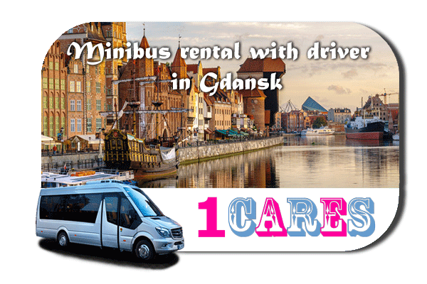 Rent a van with driver in Gdansk