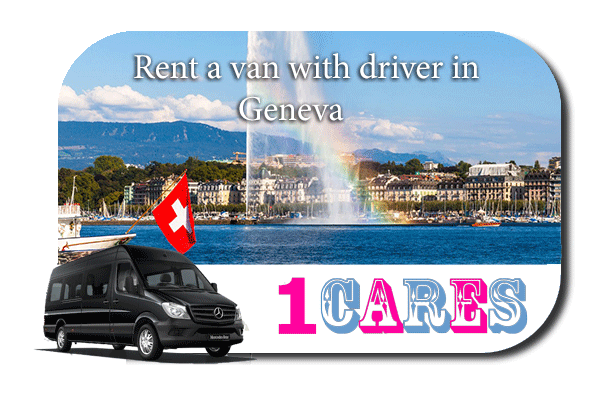 Rent a van with driver in Geneva