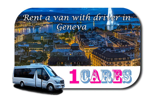 Hire a minibus with driver in Geneva