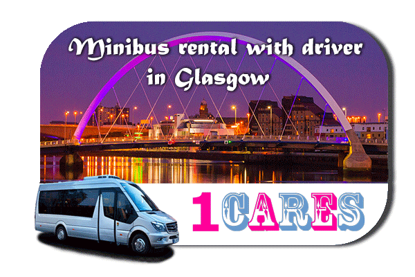 Hire a van with driver in Glasgow